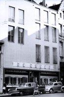 Simone Guilissen-Hoa. Joyería De Greef, Bruselas, Bélgica. Archivo Jacques Dupuis