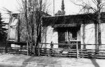 Valve Pormeister (1957): Casa propia. Vista exterior, años 1960s