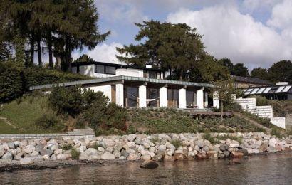 Hanne Kjærholm, Casa Kjærholm en Rungsted. 1962