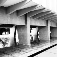 Mayumi Watanabe y Sérgio Souza Lima, Edificio en Brasilia