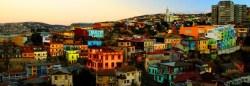 Myriam Waisberg. Valparaíso, Chile