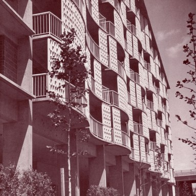Chloethiel Woodard Smith, Capitol Park, Washington,1958-63. Brochure.
