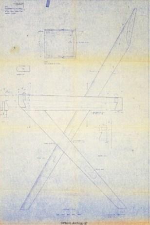 Sillas diseñadas por Pierre Jeanneret y Urmila Chowdhury