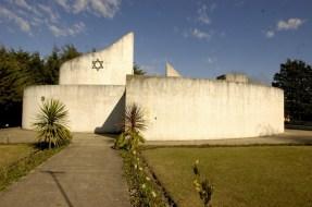 Carmen Córdova y Horacio Baliero, Cementerio Israelita, Mar del Plata