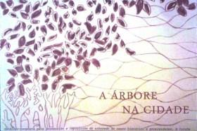 """Pascuala Campos, Ana Gallego, Soledad Bugallo, portada del libro """"A Árbore na cidade"""", 2012"""