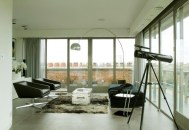 Carolina Aivars, Chelsea Penthouse, Wedderburn House, Lower Sloane St, Chelsea, London. 2006