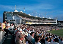 Patty Hopkins. Hopkins Architects. Lord's Cricket Ground: Mound Stand