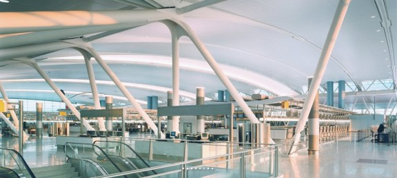 Marilyn Jordan Taylor, S.O.M. Terminal 4 del Aeropuerto Internacional John F. Kennedy