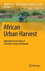 Diana Lee Smith. Tapa de Libro African Urban Harvest