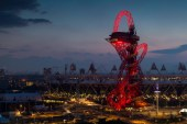 Kathryn Findlay. ArcelorMittal Orbit, Londres (2012).
