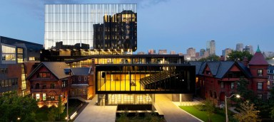 Marianne McKenna. The Joseph L. Rotman School of Management Expansion, University of Toronto. KPMB