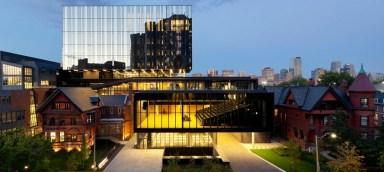 Marianne McKenna. The Joseph L. Rotman School of Management Expansion, University of Toronto. KPMB