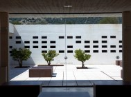 Fuensanta Nieto, Nieto Sobejano Arquitectos, Museo Madinat al Zahra, Córdoba, España, 1999-2009