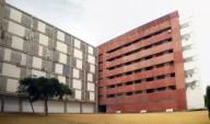 Fuensanta Nieto, Nieto Sobejano Arquitectos, Viviendas SE-30, Sevilla, España, 1996-2002