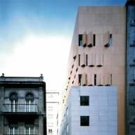 Fuensanta Nieto, Nieto Sobejano Arquitectos, Ampliación del rectorado de la Universidad de Vigo, 1995-1999