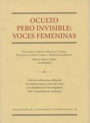 Marta Llorente en Voces femeninas