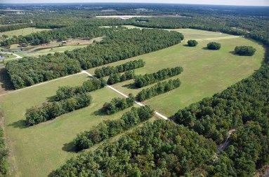 Martha Schwartz, Winslow Farm, Conservancy, Hammonton, Estados Unidos.