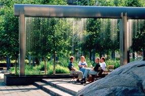 Martha Schwartz, Yorkville Park, Toronto, Canadá