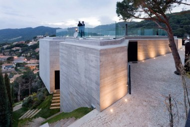 Clara Solà-Morales, Casa X, Cabrils, Barcelona, España (Cadaval & Solà-Morales).