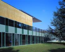 Inès Lamunière. École primaire, Rolle. 2003