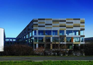 Inès Lamunière. Faculté des Sciences de la vie, EPFL, Lausanne. 2008