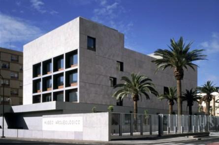 Ángela García de Paredes e Ignacio Pedrosa, Museo Arqueológico, Almería, 1999-2006