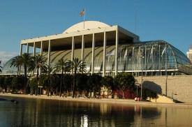 José María García de Paredes, Palau de la Música, Valencia, 1984-1987
