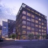 Annabelle Selldorf, Edificio 10 Bond Street, Nueva York