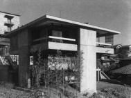 Kazuyo Sejima. Kikutake Kiyonori. Sky house. 1958