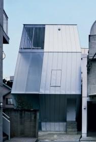 Kazuyo Sejima. Kazuyo Sejima & Associates, Small House. Tokyo, Japón. 2000
