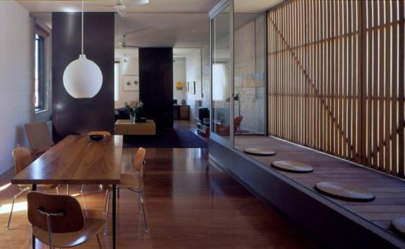 Kerstin Thompson Architects. Vivienda en Fábrica Fitzroy, 2002.