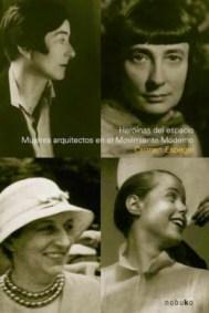 """Carmen Espegel (2007): """"Heroínas del Espacio"""". Portada del libro."""