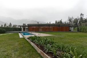 Susel Biondi, René Poggione, Casa Campo Oeste