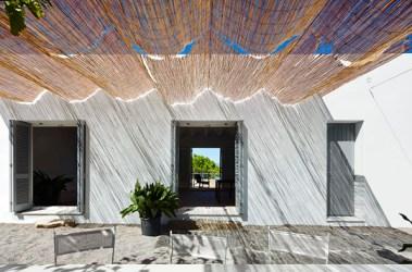 Mónica Rivera. López Rivera Arquitectos. Casa en Port de la Selva, gerona. 2010.
