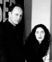 Zahava Elenberg y Callum Fraser