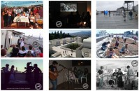 "Tania Magro, Elena Climent, Mercè Coves, Inês Lima, Amaya Martínez, Paula Roselló, Encajes Urbanos, ""Azoteas Colectivas"", proceso participativo online, julio-noviembre 2012"