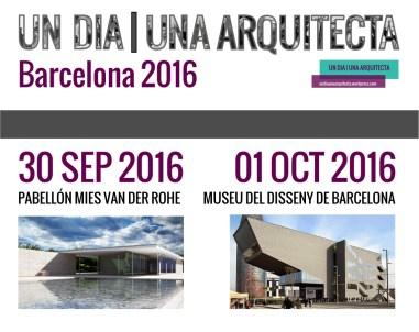 Sedes Un día | una arquitecta Barcelona