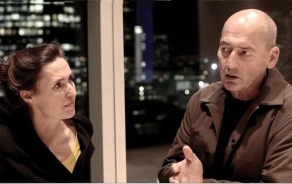 Ellen y Rem Koolhaas
