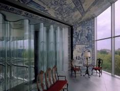 Ellen van Loon y Rem Koolhaas, Casa da Musica, Porto, Portugal, 1999-2005.