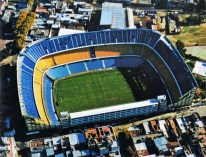 Josefina Santos, M|SG|S|S|S, Ampliación Estadio Boca Juniors