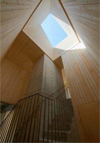 Petra Gipp Arkitektur, Cemeterio Ulriksdal, Estocolmo, 2011.