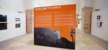 Romina Canna. Exhibición Concurso FROM LIMIT TO LIVE IT, organizado por el Ayuntamiento de Segovia + d-Lab
