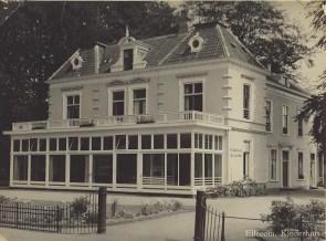 Han Schröder, Centro Ellinchem en Ellecom, 1961