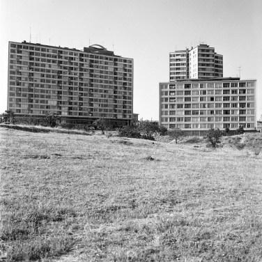 Leyla Asim Turgut, Berkok İlkünsal, Conjunto Residencial para la IETT, Okmeydani, Turquía, 1957-1962