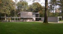 Han Schröder (colab.), Pabellón de esculturas de Sonsbeek, Gerrit Rietveld