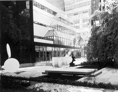 Diana Balmori, César Pelli and Associates, Ampliación del Museo de Arte Moderno, Nueva York