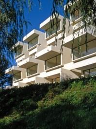 Antonia Lehmann y Luis Izquierdo, Edificio La Villa