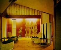 Hatsue Yamada, The In Residence