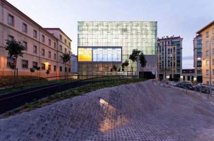 Victoria Acebo García, AceboXAlonso, National Museum of Science and Technology, La Coruña, España.