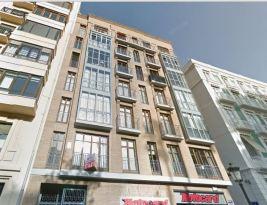 Cristina y Camilo Grau, edificio de viviendas en Plaza Alfonso El magnánimo